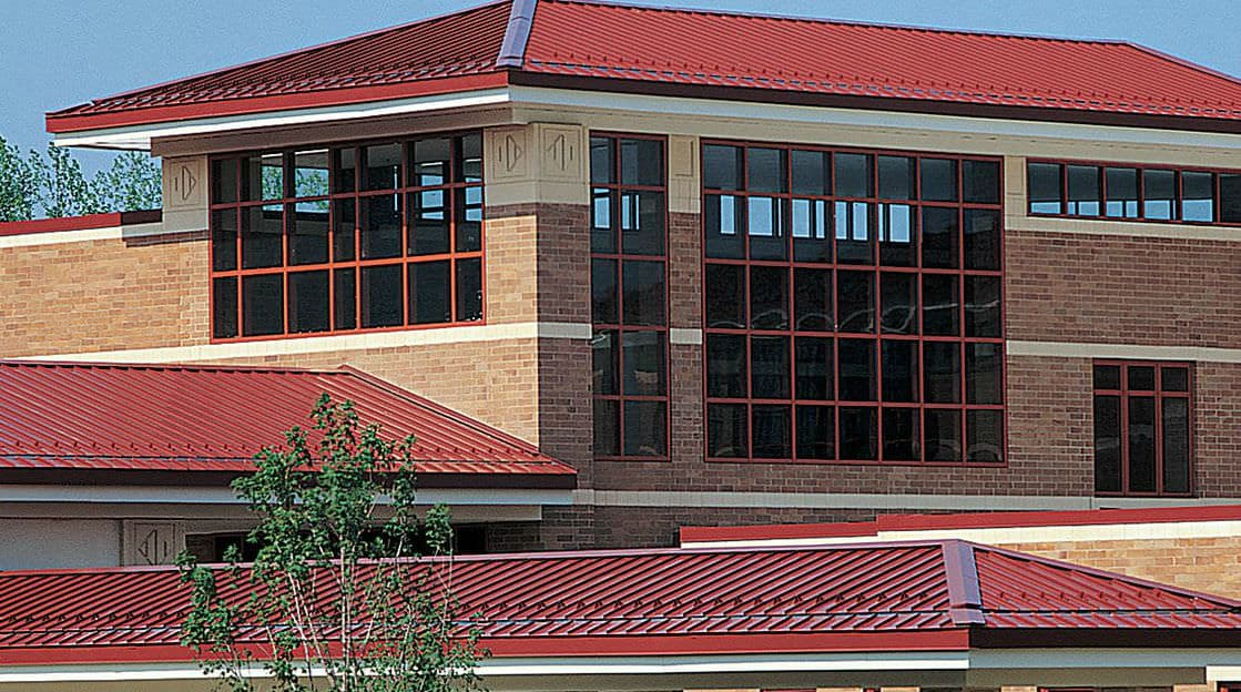 Chicago Commercial Sheet Metal Roofing Services   Chicago Sheet Metal